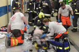 Fiatal férfit gázolt a metró a Gyöngyösi utcánál